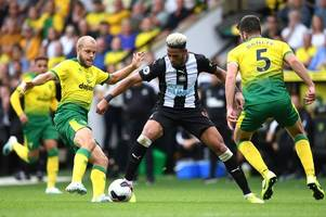 Newcastle record signing flops as Longstaff replacement disappoints in Norwich defeat