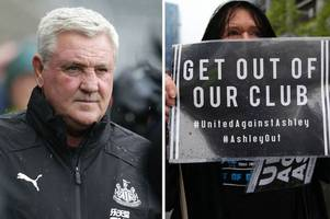 steve bruce knows the one thing he must do to win round disheartened newcastle fans