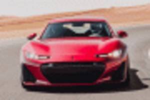 206-mph drako gte electric super sedan drops cover