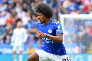 leicester city predicted line-up v chelsea: decision over hamza choudhury or harvey barnes