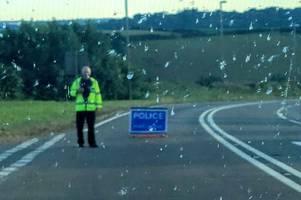 Live updates as A391 crash in St Austell leaves elderly couple 'shaken'