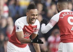 Aubameyang nets another winner as Arsenal see off Burnley
