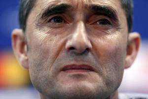 barcelona coach ernesto valverde criticises antoine griezmann after defeat against...