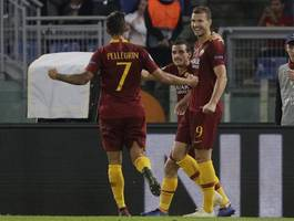 edin dzeko signs contract extension with roma