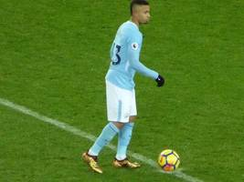 man city vs tottenham result: var denies gabriel jesus' late winner as spurs hang on ...