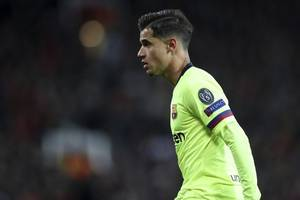 philippe coutinho to join bayern munich on season-long loan