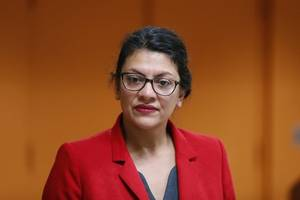 tlaib says she will not visit grandmother in israel after being treated 'like a criminal'