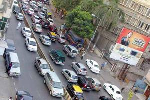 mumbai: no more free parking on five city stretches