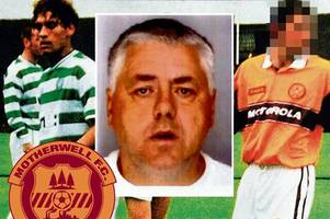 Family of tragic young footballer slam Motherwell over pervert coach Bob Allan