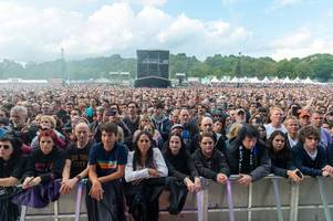 glasgow summer sessions organisers warn revellers to 'wear wellies' and expect muddy site