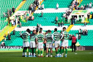 neil lennon reveals his words to celtic players after pulling them into huddle following dunfermline win