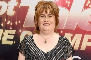 Susan Boyle will NOT appear on Britain's Got Talent: The Champions as lineup confirmed