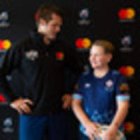 Former All Blacks captain Richie McCaw's Rugby World Cup news for stunned Auckland schoolboy