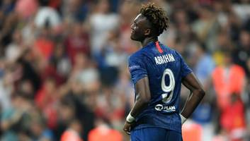 frank lampard backs tammy abraham to play against leicester after midweek racist abuse