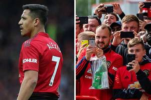 Why Man Utd fans should not be worried about goals as Alexis Sanchez nears exit