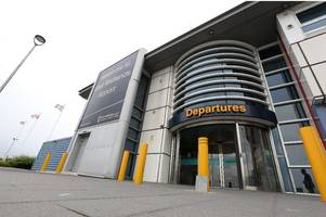 east midlands airport launches crackdown on departure lounge booze-ups