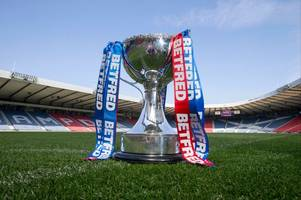 Betfred Cup draw LIVE as Celtic, Hibs and Hearts discover last eight opponents