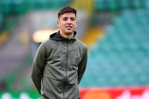 Mikey Johnston insists Celtic must restore Europa League pride as Hoops face Kristoffer Ajer sweat