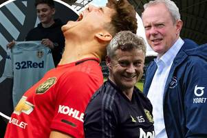 how swansea city, man utd, wales and daniel james all won in botched transfer - but leeds united certainly didn't