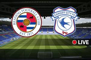 reading vs cardiff city live: kick-off time, breaking team news and score updates from the madejski stadium