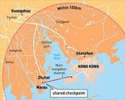 shenzhen: the border city a world away from hong kong