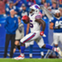 Former England rugby star Christian Wade lighting up the NFL preseason with the Buffalo Bills