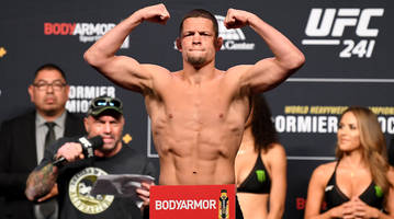 ufc 241: live updates and analysis as nate diaz returns to the octagon