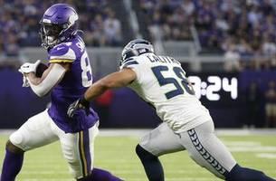 Vikings' passing game sharp in preseason win over Seahawks