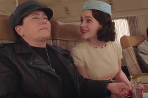 'The Marvelous Mrs Maisel' Season 3 Teaser Goes on Tour With Shy Baldwin and 'It's a Huge Thing' (Video)