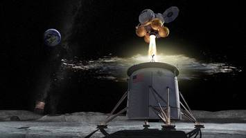 NASA Picks Marshall Space Flight Center as Headquarters for Moon Lander