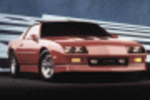 gm's done with the iroc-z name