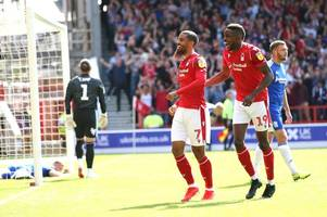 lewis grabban on the key to nottingham forest being successful after a summer of major changes