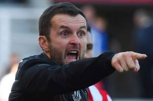 stoke city news and transfer rumours live! frustration of boss nathan jones tempered by signs that potters are finally getting it