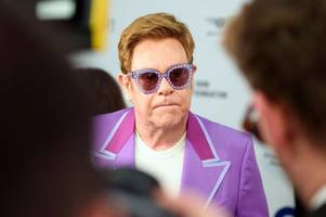 elton john defends meghan markle and prince harry's private jet use