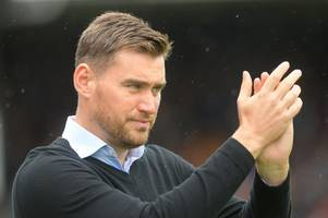 Everything Grimsby Town boss Michael Jolley had to say ahead of Colchester clash
