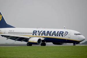 ryanair strike: stansted airport flights could see long delays