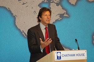 pakistan govt presents first anniversary progress report
