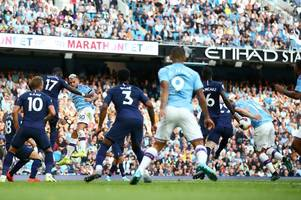 new handball rule defended by former premier league referee following man city vs spurs drama