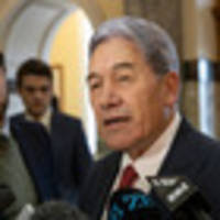 Deputy PM Winston Peters recovering from old rugby injury; missing a week of Parliament