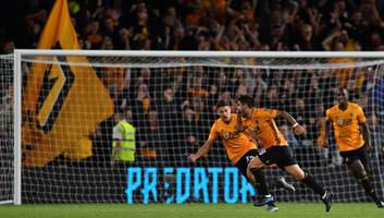 wolves 1-1 man utd: report, ratings & reaction as paul pogba misses penalty in entertaining draw