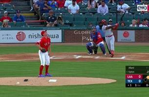 highlights: the angels lose in the 11th inning to the rangers