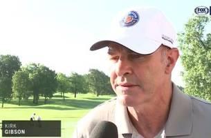 fourth annual kirk gibson golf classic (video)