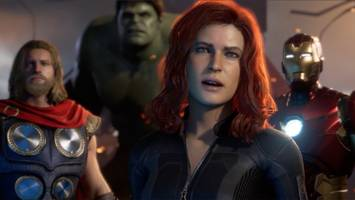 Marvel and Square Enix's Fake 'Avengers' Game Creeps Us Out at E3 2019