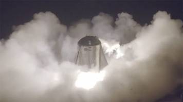 SpaceX Postpones Starhopper's Next Major Flight Test