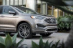 ford and lincoln electric suvs reportedly coming for 2023
