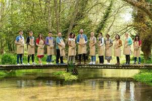 every great british bake off contestant including rosie from somerset