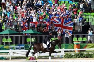 charlotte dujardin elimination: dressage champion says she's 'truly devastated' by gb exit in emotional post to her fans