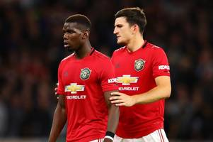 harry maguire calls for social media changes over racist abuse aimed at paul pogba
