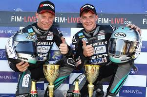 meet the mansfield brothers who are sidecar racing world champions