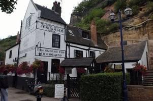 ye olde trip to jerusalem one of 57 nottinghamshire pubs affected by £2.7bn greene king sale